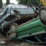 Nijerya'da trafik kazası: 19 ölü