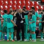 Real Madrid şampiyonluk yolunda hata yapmadı!