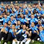 Süper Lig'e yükselen ikinci takım Erzurumspor oldu