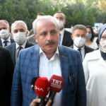 TBMM Başkanı Şentop: Ayasofya'nın ibadete açılması uluslararası alanda önemli bir adım