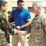 Amerikalı komutan teröriste 'general' dedi