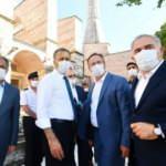 Vali Yerlikaya'dan 'Ayasofya Camii' açıklaması