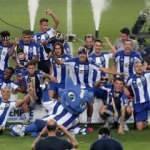 Porto  29. kez şampiyon!