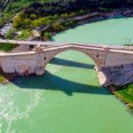 Yıllara meydan okuyan tarihi köprü: Malabadi