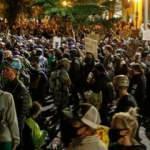 ABD'de polis karşıtı gösterilerde sert müdahale