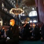 Başkan Erdoğan'dan Ayasofya talimatı