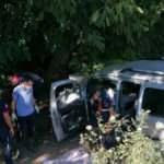 Çanakkale Çan'da trafik kazası: 7 yaralı