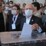 CHP'de Kılıçdaroğlu tek başına girdiği seçimi kazandı