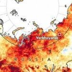 Dünya Meteoroloji Örgütü uyardı! Sibirya'dan sıcak hava dalgası geliyor