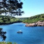 Dünyada kendiliğinden oluşan tek koy: Sinop Hamsilos Koyu