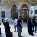 Fatih Sultan Mehmet Han'ın kabrine vatandaş akını