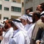 Gazze'de alimler, Rahmet Kapısı Mescidi'nin kapatılmasını protesto etti