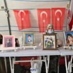 HDP önündeki eylemde 325'inci gün