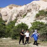 Kapadokya'nın saklı güzellikleri vadi yürüyüşleriyle keşfediliyor