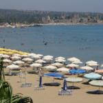 Kızkalesi Türkiye'nin en temiz plajları arasına girdi