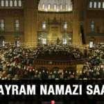 Kurban Bayramında camilerde bayram namazı kılınacak mı? İl il 2020 bayram namazı saatleri