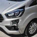 Yerli hibrit elektrikli araç Ford Custom test edilecek