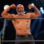 Mike Tyson köpek balığına karşı!