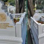 Ömer Döngeloğlu'nun mezarı yapıldı