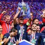 Paris Saint Germain 13. kez Fransa Kupası şampiyonu