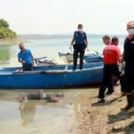 Seyhan Gölü'nde erkek cesedi bulundu