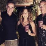 Tom Hanks ve Rita Wilson, Yunan vatandaşlığına geçti