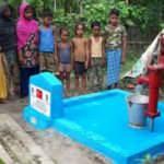 Türk polisi Nepal'de su kuyusu açtırdı