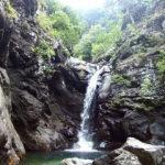 Uludağ'ın eteklerinde doğal havuzlar