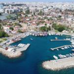 Yabancı turistlerin gözdesi Antalya