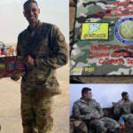 YPG'den ABD'li komutana dostluk plaketi