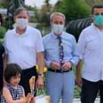 ABD Büyükelçisi Satterfield, ailesiyle Edirne'yi gezdi