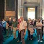 ABD'li isimden Ayasofya Camii'ne dikkat çeken ziyaret