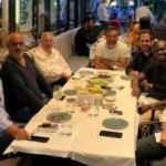 Aziz Yıldırım ve Moussa Sow yemekte bir araya geldi