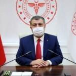 Bakan Koca'dan 81 İl Sağlık Müdürü'ne bayram uyarısı