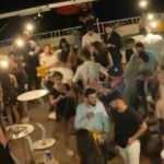 İstanbul Boğazı'nda skandal görüntü! Eğlence mekanları kapalı ama onlar çözümü bulmuş