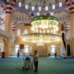 Camiler Kurban Bayramı'na hazır