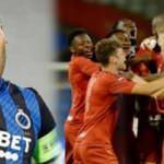 Club Brugge'e kupada şok