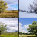Fotoğraflarla 4 mevsim Ovacık