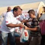 Kurbanlar yoksulların bayramı oldu: Milletin vekaleti 3 kıta 23 ülkede