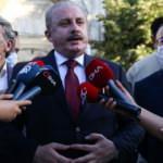 Meclis Başkanı Şentop mevkidaşlarıyla bayramlaştı