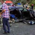 Hatalı sollama facia getirdi: 4 ölü, 3 yaralı