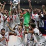 Süper Kupa'da finalin adı belli oldu!