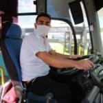 Kocaeli'de bayram güzelliği! Yolcular otobüs şoföründen alkışla özür diledi