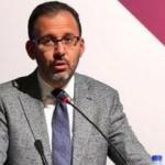 Bakan Kasapoğlu, Abdullah Abat'ı tebrik etti