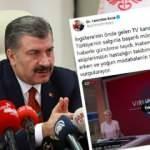 Bakan Koca: Birazdan İngiliz'in İngiliz'e Türkiye propagandasını izleyeceksiniz