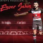 Gaziantep FK, Enver Cenk Şahin'i transfer etti