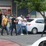 İşportacıların yer kapma kavgasında 5 kişi yaralandı