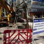 İzmit'in Alemdar Caddesi, 45 gün trafiğe kapalı