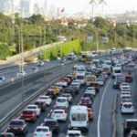 Kurban Bayramı sonrası İstanbul'da trafik