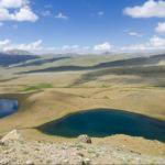 """Mercan Dağlarının saklı güzelliği """"Katır Gölleri"""""""